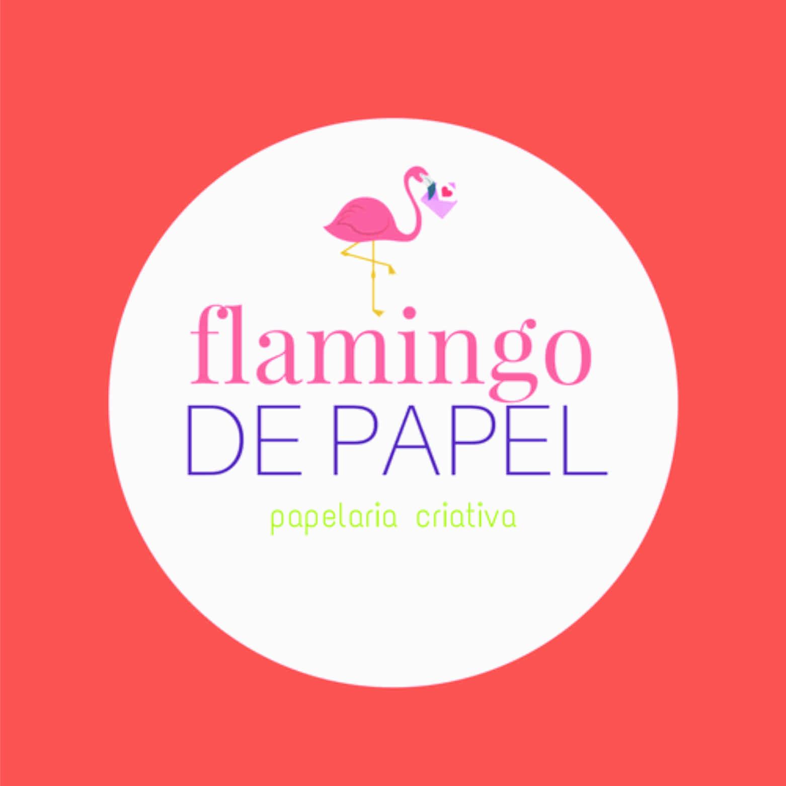 Logo Flamingo de Papel